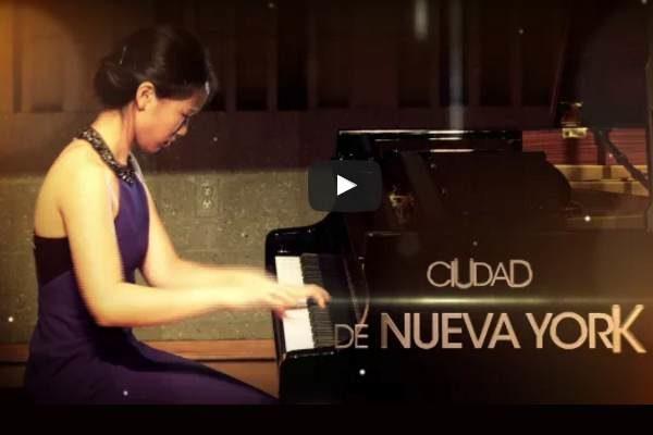 4º ConcursoInternacional de Piano NTD 2016