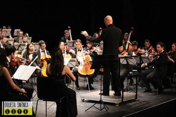 Bolsa para la plantilla de la Orquesta Sinfónica Goya