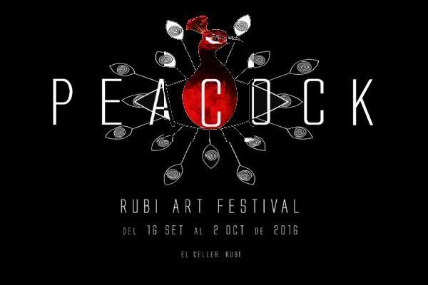 Convocatoria de propuestas para Peacock Rubí Art Festival - II Edición