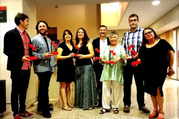 Lina Tur y el Festival de Daroca Premios Gema