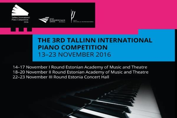 The 3rd Tallinn International Piano Competition