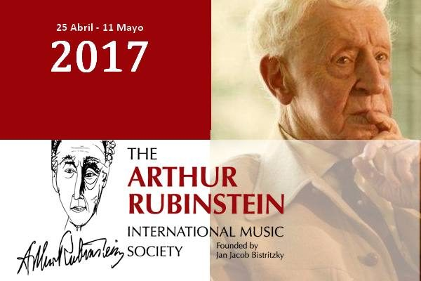 15th Arthur Rubinstein International Piano Master Competition 2017