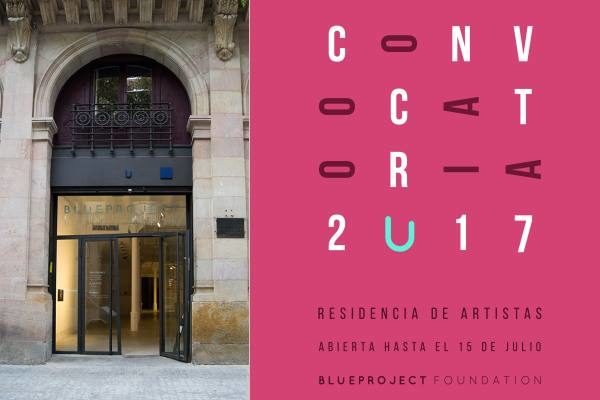 BlueProject Foundation convoca residencias artísticas para 2017
