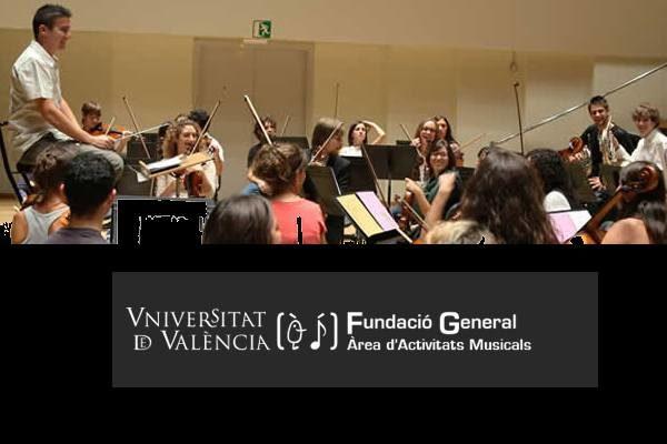 Pruebas para la Orquestra de la Universitat de València