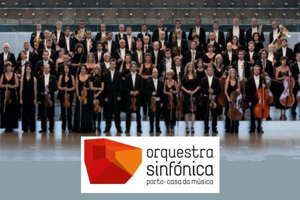Plaza de Violín II en la Orquesta Sinfónica do Porto Casa da Música