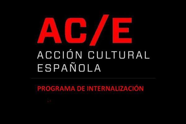 AYUDAS SEPTIEMBRE 2016 DE ACCIÓN CULTURAL ESPAÑOLA