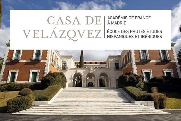 Becas y residencia de artistas en la Casa de Velazquez 2017/2018