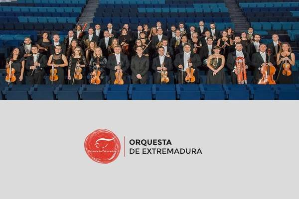 Plazas de violín en la bolsa de trabajo de la Orquesta de Extremadura