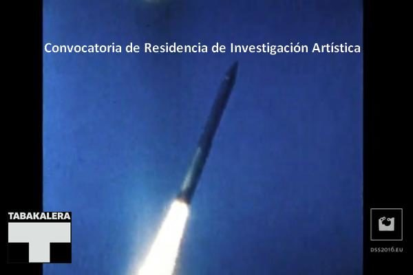 Convocatoria de Residencia de Investigación Artística en Tabakalera