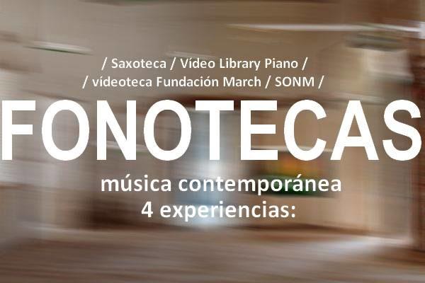 Fonotecas de música contemporánea: 4 experiencias interesantes