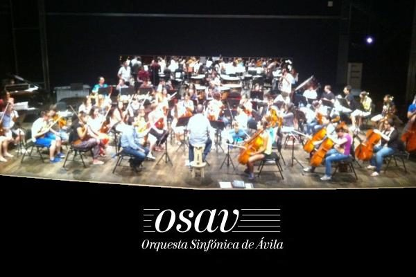 Convocatoria pública para la Orquesta Sinfónica de Ávila (OSav),