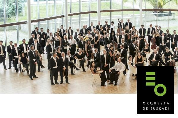 1 Plaza de viola solista en la Orquesta de Eusakadi