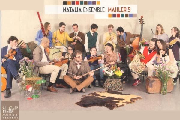 Lanzamiento del CD de Natalia Ensemble con la 5 de Mahler.