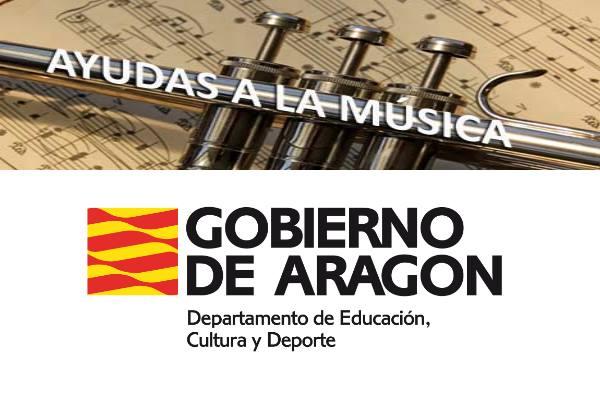 Ayudas y subvenciones al sector musical en Aragón