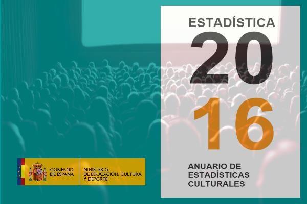 Presentado el Anuario de Estadísticas Culturales 2016
