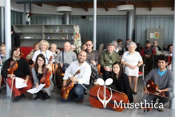 Audición para jóvenes músicos en Aragón