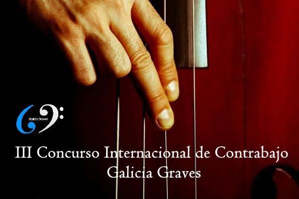 Concurso Internacional de Contrabajo Galicia Graves. III Edición