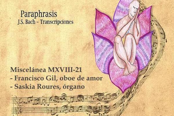 Francisco Gil y Saskia Roures y su nuevo proyecto Miscelánea MXVIII-21.