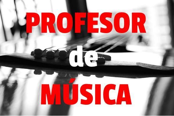 Oferta de trabajo: 2 profesores de música en Madrid