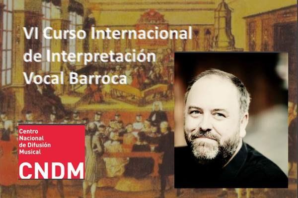 VI Curso Internacional de Interpretación Vocal Barroca del CNDM