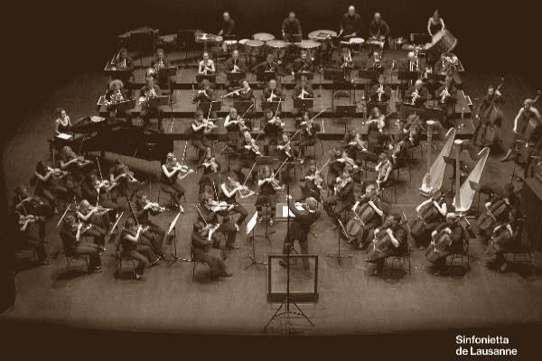 Plaza de Director artístico y musical de la Sinfonietta de Lausanne