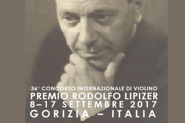 "36º Concurso Internacional de Violín - Premio""RODOLFO LIPIZER"" 2017."