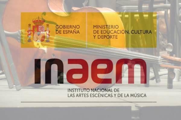 Ayudas 2017 a la música, la lírica y la danza del INAEM