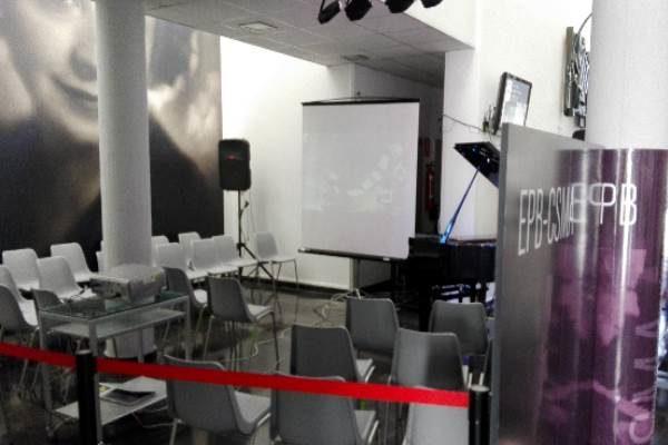 La pianista Pilar Bayona tiene un nuevo espacio propio en el CSMA
