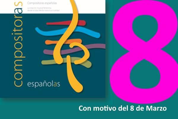 Monográfico del CDMyD sobre compositoras españolas
