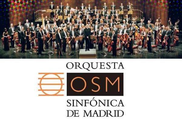 2 plazas de violín tutti en la Orquesta Sinfónica de Madrid