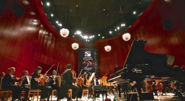 """18º Concurso Internacional de Piano """"Compositores de España"""""""