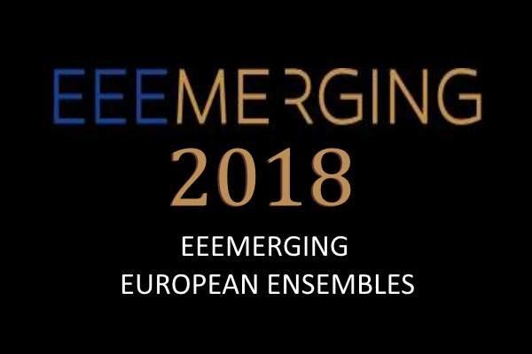 Convocatoria de ayudas EeeMerging 2018 para jóvenes grupos de música antigua.