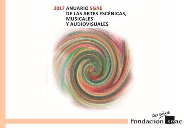 Publicado el Anuario SGAE 2017