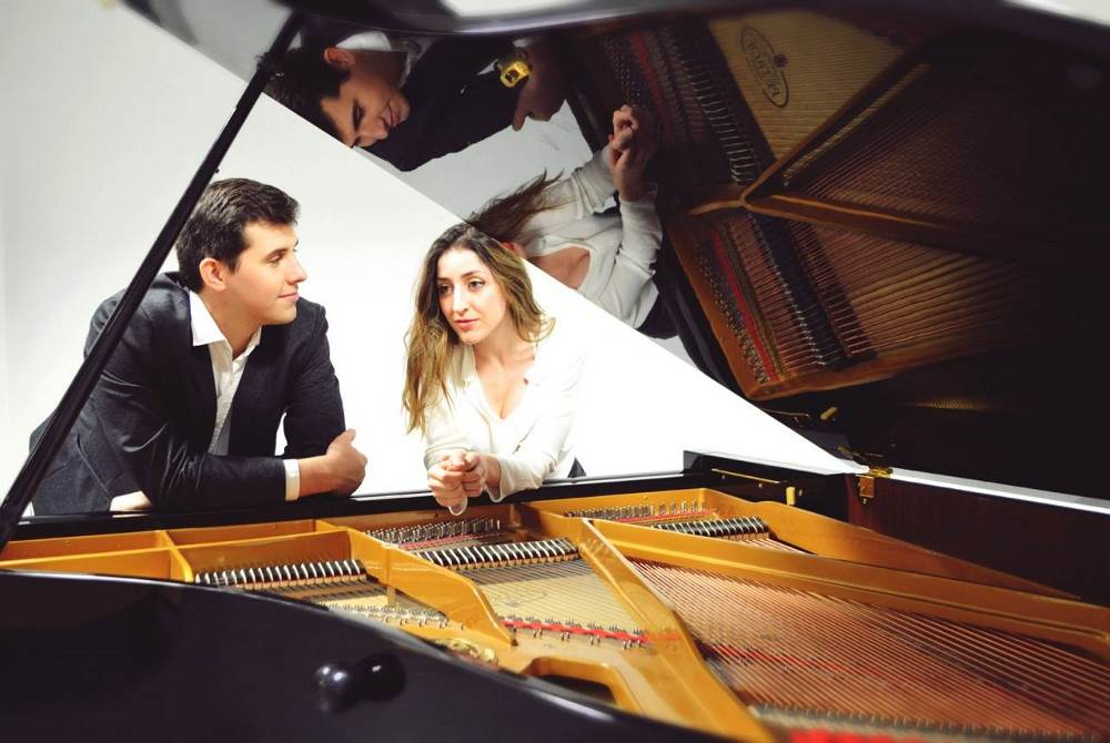 Antón & Maite Piano Duo