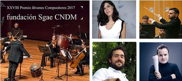 Pablo Moras, posgraduado del CSMA, finalista del 28 Premio Jóvenes Compositores