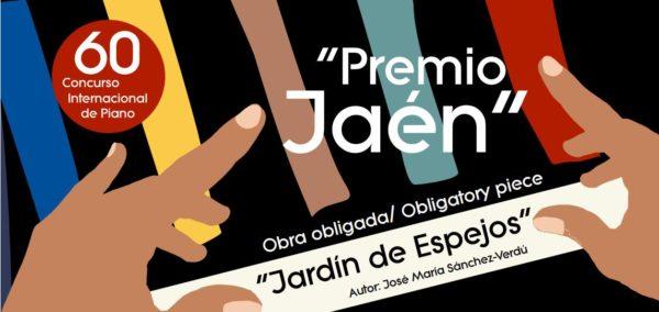 """60ºCONCURSO INTERNACIONAL DE PIANO PREMIO """"JAÉN""""2018"""