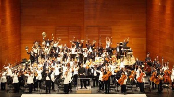 Pruebas de admisión a la Joven Orquesta de Euskal Herria