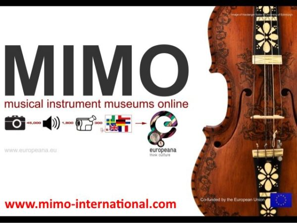 MIMO (Musical Instrument Museums Online)