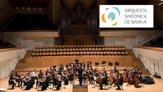 Se consolida el proyecto de la Orquesta Sinfónica Bankia y se presenta en sociedad