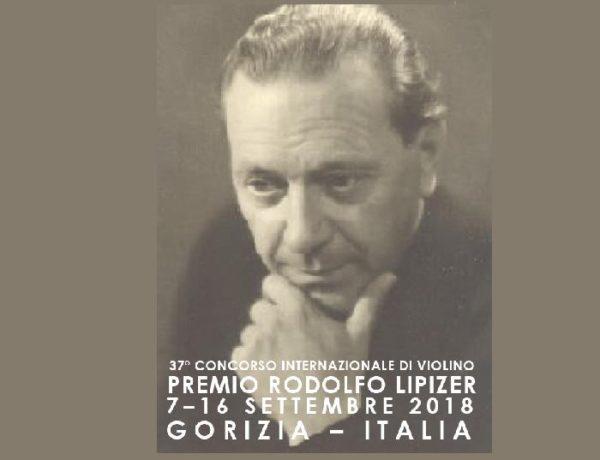 "37º Concurso Internacional de Violín - Premio""RODOLFO LIPIZER"" 2018."