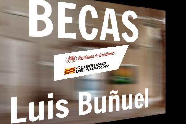Becas Luis Buñuel del Gobierno de Aragón en la Residencia de Estudiantes de Madrid