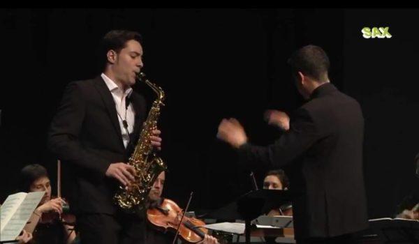 Jesús Reneses Quintero gana el 2º premio en el Concurso Internacional Andorra Sax Fest