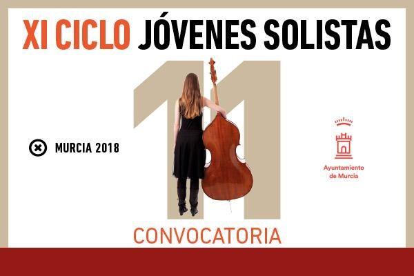 XI Edición del Ciclo de Jóvenes Solistas en Murcia