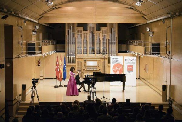Alicia Rando, de finalista en el concurso de Juventudes Musicales España al doctorado en la Manhattan School of Music
