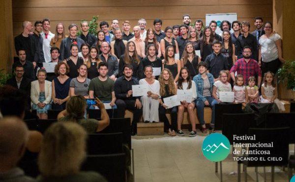 Academia del Festival Internacional de Panticosa Toncando el Cielo 2018