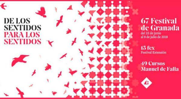 49 edición de los Cursos Manuel de Falla del Festival Internacional de Música y danza de Granada