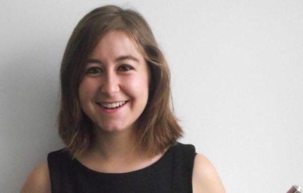 Virginia Suárez Cabal coordinadora de actividadesde laOrquesta Sinfónica del Principado de Asturias (OSPA).