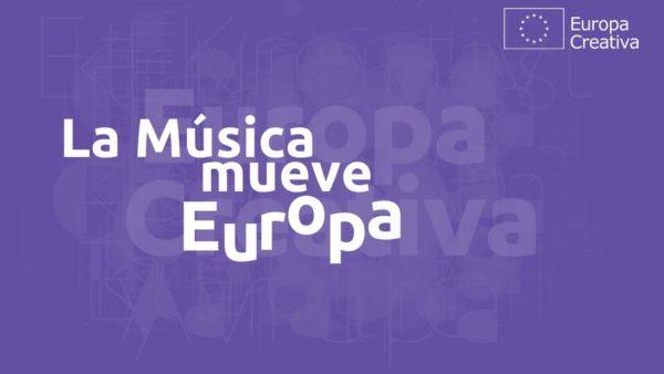 La Música Mueve Europa. Nueva Agenda Europea para la Cultura