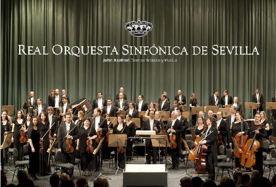 Plaza de Concertino en la Real Orquesta Sinfónica de Sevilla
