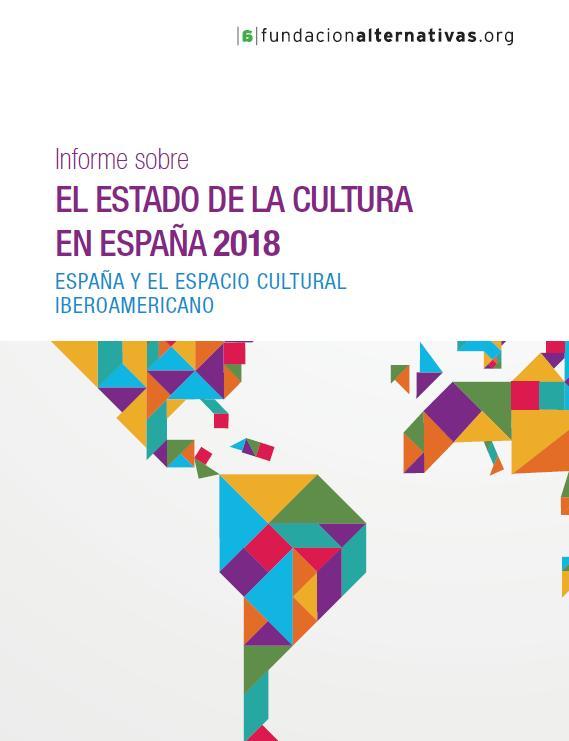 Publicado el informe sobre el estado de la cultura en España 2018